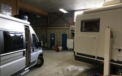 Camperstalling in Heerenveen Friesland
